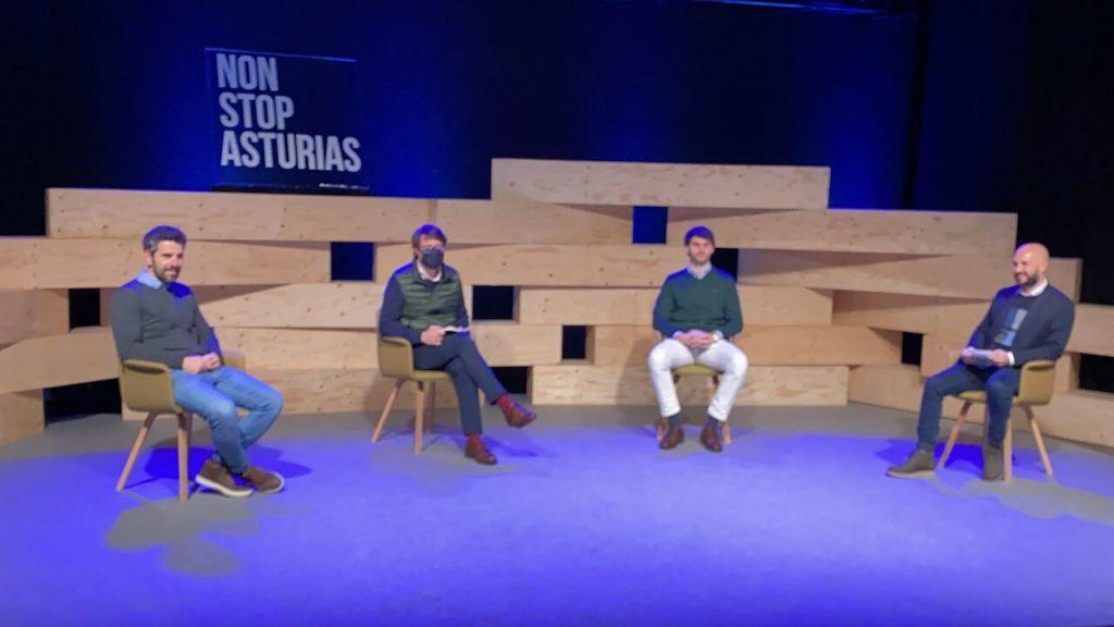 Non Stop Asturias · Panel Exportando Asturias